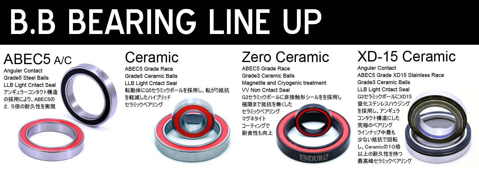 Enduro Zero Ceramic Grade 3 6802